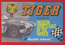 Motor Cars/Bikes Trade Card Publications