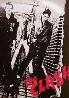 Reproduction The Clash Poster, Joe Strummer, Home Wall Art