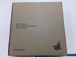 🔥 Hot Toys MIS13 MIS 13 Leslie Cheung (Miss You Much Leslie Version) Figure NEW