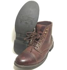 Eastland Brown Chukka Leather High Fidelity Boots Style 7204-56 Size 13 D