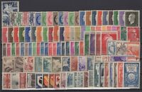 CO141628/ FRANCE / COMPLETE YEARS 1945 & 1946 MINT MNH CV 140 $