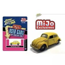 Johnny Lightning 1/64 Used Cars 1965 Volkswagen Beetle Rusted Limited JLCP7220