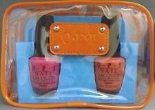 OPI NAIL POLISH 15ml BRIGHT & BRIGHTER Gift Set M23 H43 Bag Brights Pink Coral