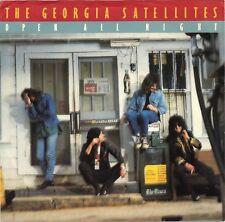 GEORGIA SATELLITES, THE  (Open All Night)  Elektra 7-69393 + Picture sleeve