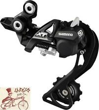 SHIMANO XT M786-SGS 10-SPEED LONG CAGE SHADOW+ MTB REAR BICYCLE DERAILLEUR