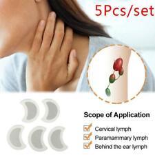 1/5 Pcs Lymphatic Detox Patch Neck Anti-Swelling Sticker Breast Lymph Node