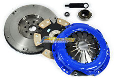 FX STAGE 4 CLUTCH KIT+ FLYWHEEL TOYOTA 88-95 4RUNNER PICKUP 93-94 T100 2WD 3.0L