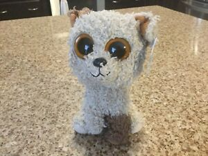 """Ty Beanie Boos Boo - ROOTBEER - 2013 - 6""""- All Tags"""