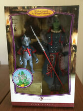 Barbie Wizard of Oz - Winkie Guard and Winged Monkey NRFB