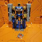 Transformers Cybertron Defense Voyager Scattershot Complete Key Missiles Gun