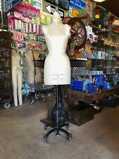 Modern Model Form, Sz 9, Model 1998, Professional dress form