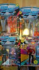 STAR TREK TNG  Space Cap Worf Rescue, Two Versions Weapon Gowron Ritual Riker