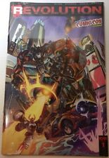 Revolution - New York Comic Con Exclusive - IDW Issue 1 - Re Cover