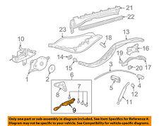 PORSCHE OEM 08-12 Boxster Motor-Convertible/soft Top-Control Rod 98756127903