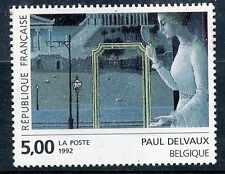 STAMP / TIMBRE FRANCE NEUF N° 2781 ** TABLEAU ART / PAUL DELVAUX