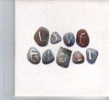 (DF296) Love Field, Vivid - 2003 DJ CD