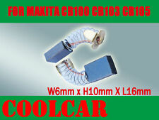 Carbon Brushes For Makita GA5000 JN3200 SR1600 DA6300 9005B LS0810 4103KB Drill