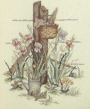 "Leisure Arts/Paula Vaughan ""Forgotten Basket"" Pattern"