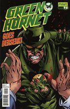 Green Hornet Annual #2 Comic Book - Dynamite