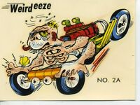 vtg impko water decal weird eeze hot rod monster novelty drag race go kart
