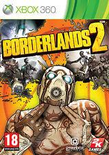 BORDERLANDS 2              -----   pour X-BOX 360  //  UK