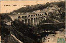CPA  Pont de l'Enceinte - Le Grand Viaduc  (517760)