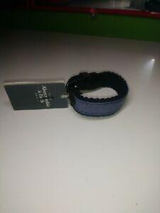 Abercrombie & Fitch Navy Blue Rope Bracelet