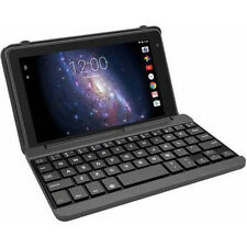 "BRAND NEW RCA 7"" Tablet 16GB Quad Core includes Keyboard / Case CHARCOAL BLACK"