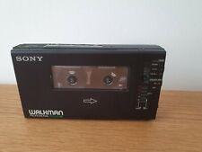 Sony Walkman WM-D6 Cassette Player