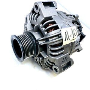 John Deere RE 538242 Bosch 0124655094 Alternator for Motor Grader 28V 150 Amp CW