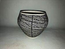 Acoma bowl Titus Davis