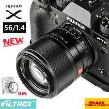 Viltrox 56mm F1.4 XF STM Auto Focus Portrait Lens for Fuji X-mount XT4 XT3 XT30
