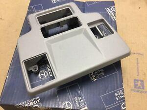 Peugeot 405 mk1 interior light roof panel  814638 9256000177 sunvisor