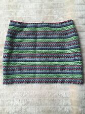 BNWT Ladakh Miami Skirt Size XL Multi