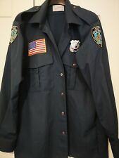 Police Uniform NYPD Shirt (Fancy Dress)