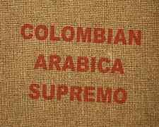 Wholesale Roasted Coffee Beans - Colombian 4kg's - $25 per kilo
