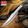 "23"" Honshu Spartan Sword w/Sheath 7Cr13 STAINLESS STEEL FULL TANG MACHETE SWORD"