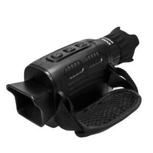 "NV3185 Night Vision Monoculars Hunting Camera 1.5"" LCD Screen Super Field Vision"