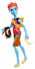 Monster High Holt Hyde SWIM CLASS Sammlerpuppe SELTEN BBR82
