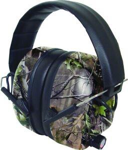 Radians Shooting Hearing Protected Electronic Earmuff NRR27 Camo 430EHP4UCS