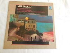 MILHAUD: PIANO CONCERTO NO. 2; HOUSEHOLD MUSE; SUITE CISALPINE