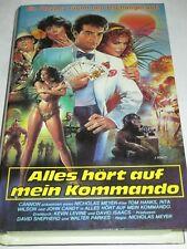 Cannon - Alles hört auf mein Kommando - VHS/Komödie/Tom Hanks&Hartbox
