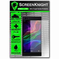 ScreenKnight Razer Phone SCREEN PROTECTOR - Military Shield