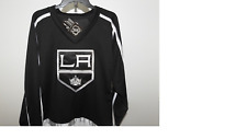 NHL Los Angeles Kings Black Hockey Jersey New Size Mens LARGE