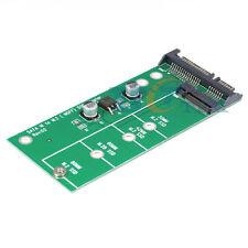 NGFF M.2 SSD TO SATA III 7+15pin Converter Adapter Card