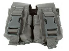 SPEC OPS Brand Double Frag Grenade Pouch Tactical Gear Foliage Green Made in USA