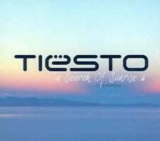 TIESTO = in search of sunrise 4 =2CDs= TRANCE PROGRESSIVE TRANCE CHILLOUT SOUNDS