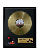 RGM1043 Pink Floyd The Final Cut Gold Disc 24K Plated LP 12""