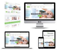 Premium Webseite, Responsive Website, Webdesign  & Entwicklung