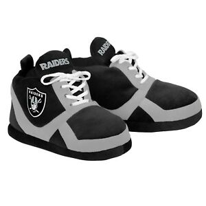 Raiders Colorblock Slippers - NEW - FREE USA SHIPPING 15
